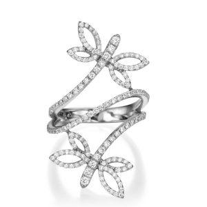 טבעת BUTTERFLY 2