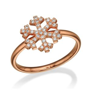 טבעת פתית שלג