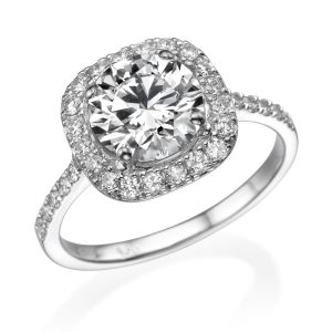 טבעת קושן עגולה